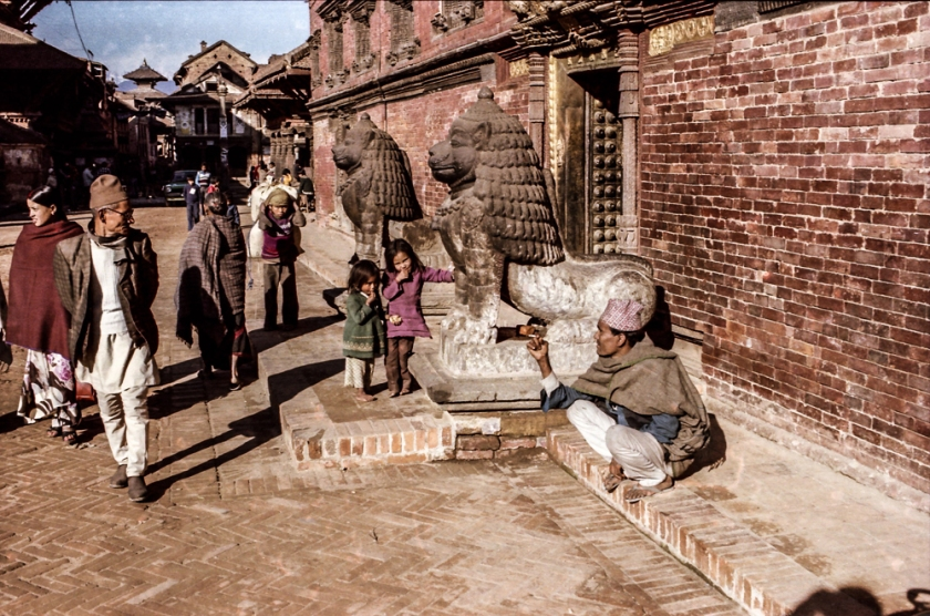 Kathmandou-1982-1