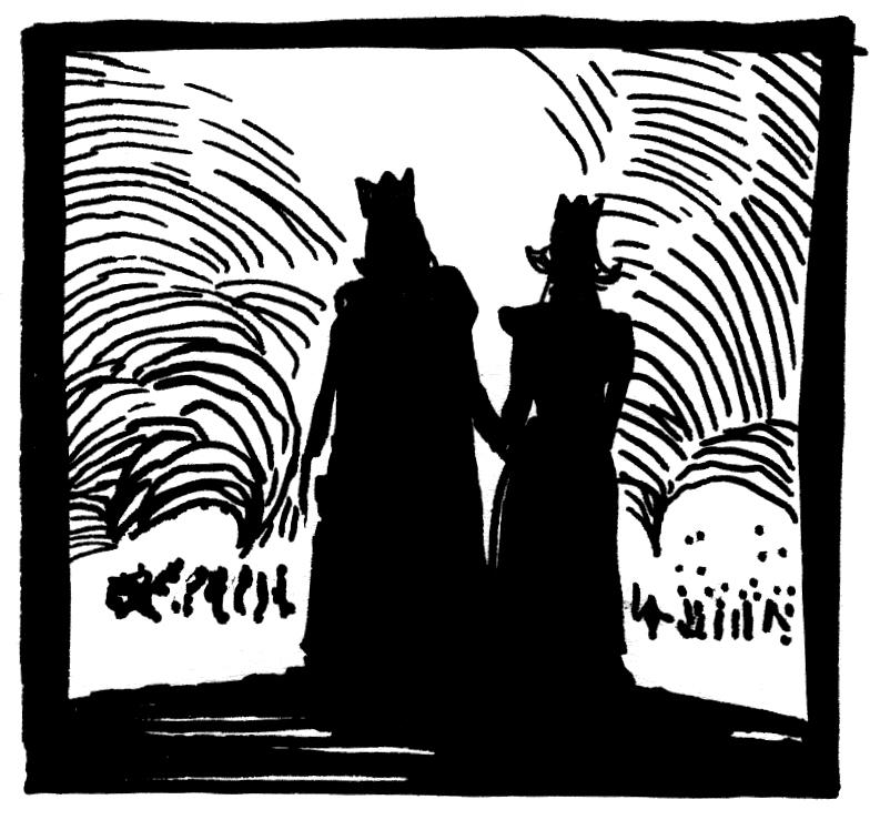 Roi et reine1