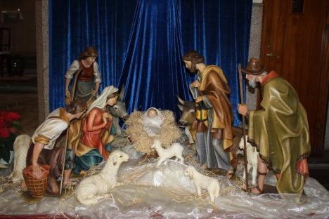 Notre-Dame de la Nativité à Macao et la crèche